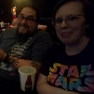 "Seeing ""Solo: A Star Wars Story!"""